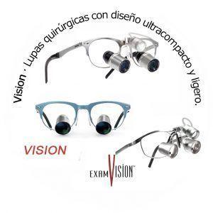 Akura Vision. Gafas lupas de aumento, lupas quirúrgicas. Magnificacion para odontología