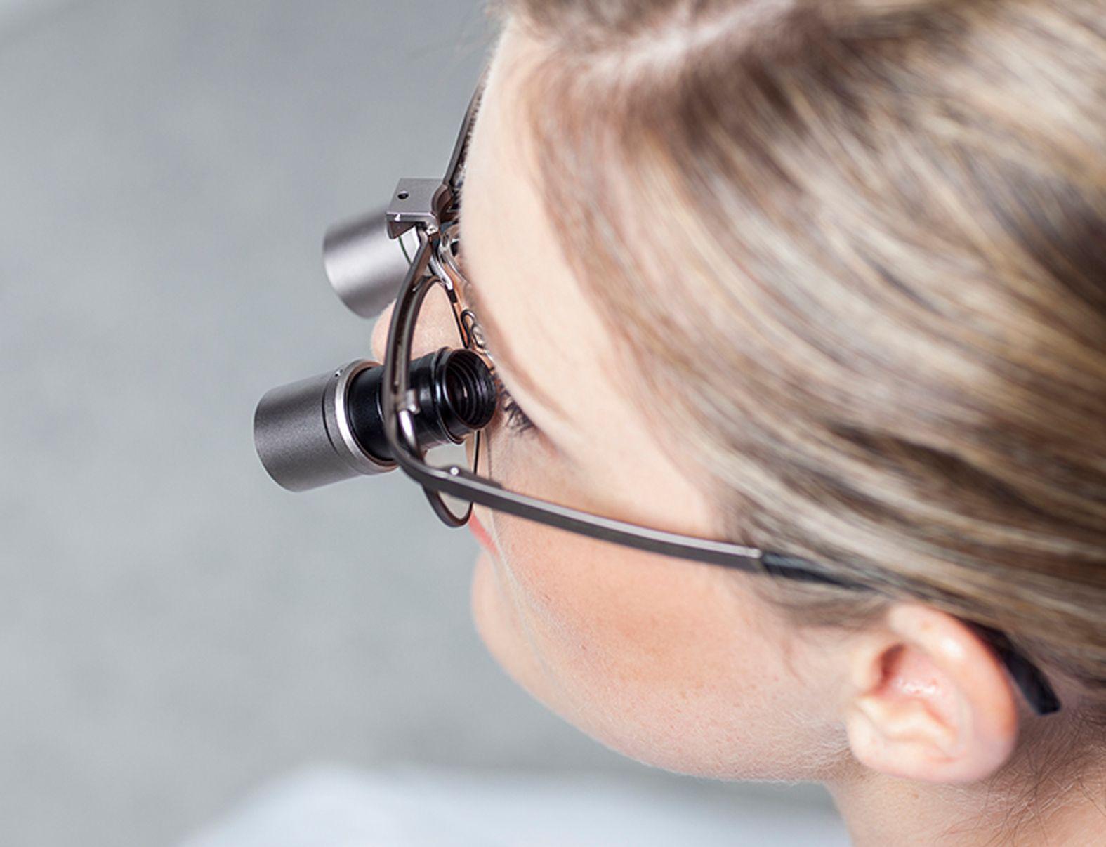 Lupas binoculares quirúrgicas Akura ExamVision