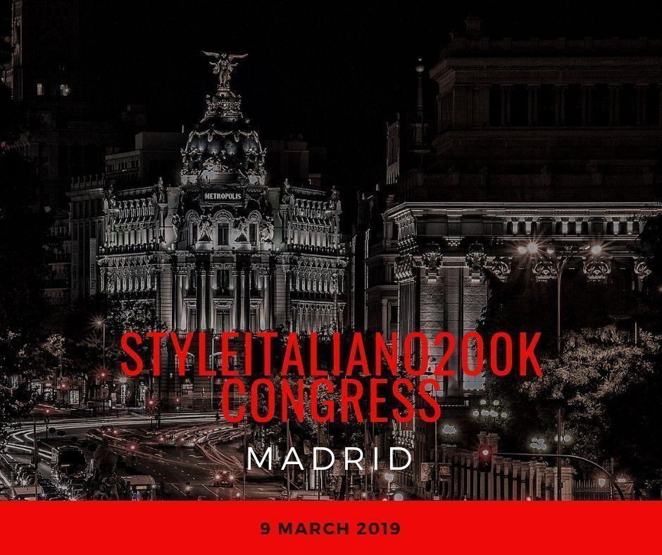 Congreso Style Italiano Akura 2019