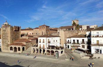 4 de Noviembre - Cáceres